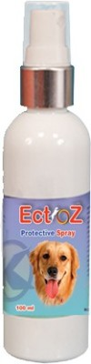 Ectoz 100 ml Pet Coat Cleanser(Suitable For Dog, Cat, Squirrel, Horse, Donkey)