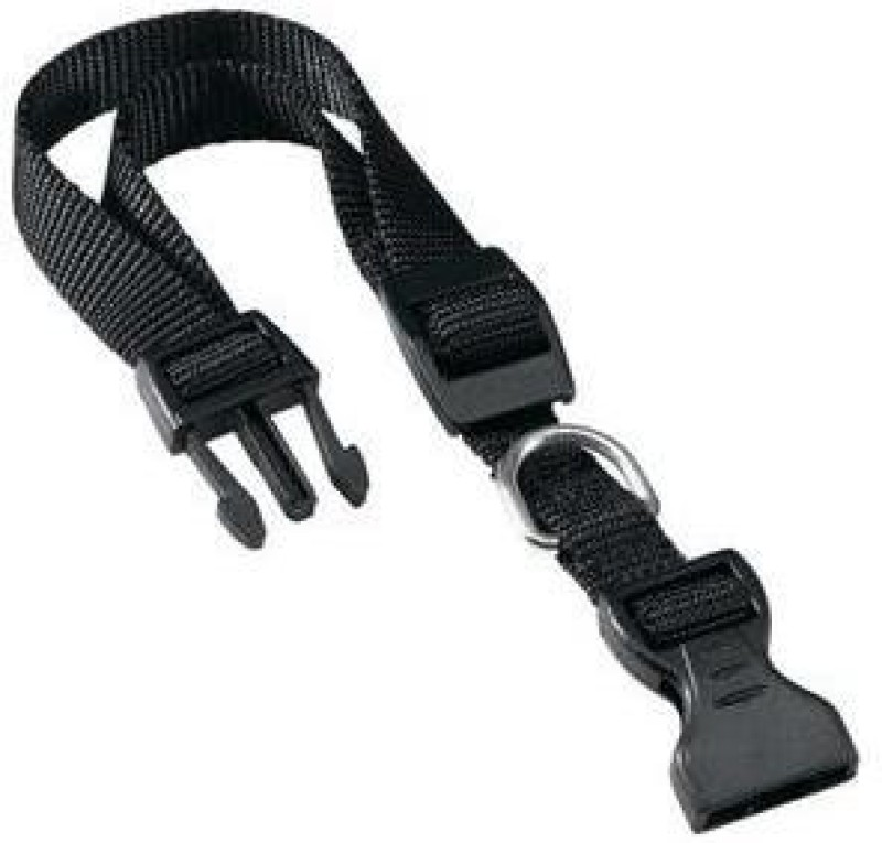 Ferplast Club C20 Plain Dog Collar Charm(Black)