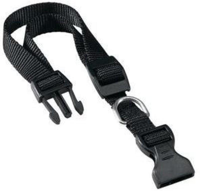Ferplast Club C20 Plain Dog Collar Charm(Black)