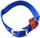TommyChew Plain Dog Collar Charm (Blue, ...