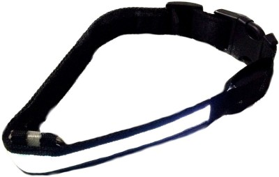 TommyChew Plain Dog Collar Charm(White, Round)