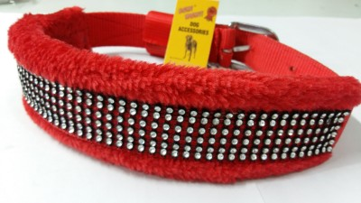 Bow! Wow!! Embellished Dog Collar Charm