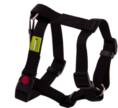 Dog Spot Dog Safety Harness(Large, Green)