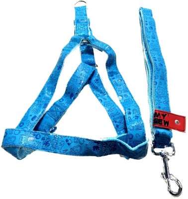 TommyChew Dog Buckle Harness
