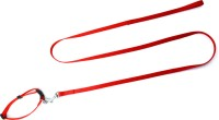 XPO Red Puppy Nylon Extra Small Dog Collar & Leash(Extra Small, Red)