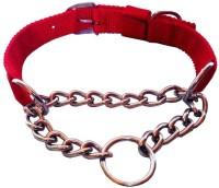 Pethub PETHUB Dog Head Collar(Medium, Red)