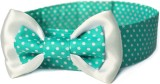 That Dog in Tuxedo Green Apple Bow Tie D...