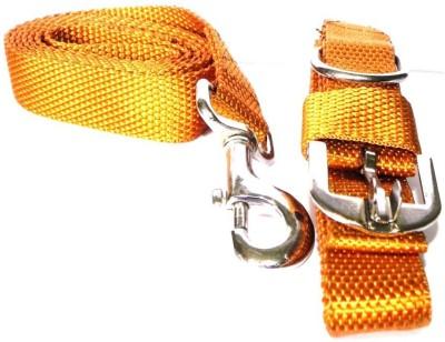 Smarty Pet Control Collar Dog Everyday Collar(Medium, Brown)