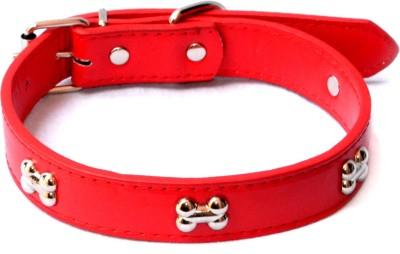 Pet Club51 Dog Anti-stress Collar(Small, Red)