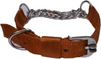 Pethub PETHUB Dog Head Collar(Medium, Brown)