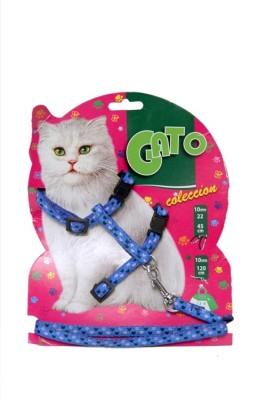 Scoobee Cat Standard Harness(35 - 50 cm, blue)