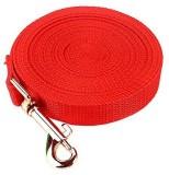 Futaba Dog Harness & Leash (Medium, Red)