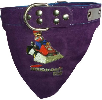 Pets Planet High Quality with Velvet Scarf Dog Collar