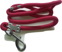 Suraj Chains Dog Collar & Leash(Large, Pink)