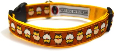That Dog In Tuxedo The Fat Owl Dog Everyday Collar
