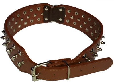 Pets Planet High Quality Stylish with Many Spike Dog Collar