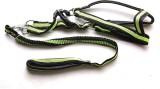 Ecocart Dog Harness & Leash (Medium, neo...