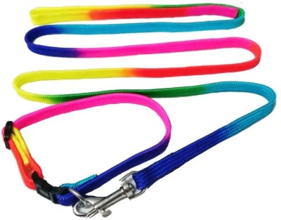 Bow! Wow!! Dog Collar & Leash