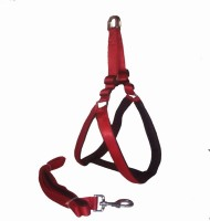 Pets Planet Dog Standard Harness(Small, Red)