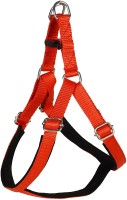 "Excite Bites Dog Standard Harness(Small, Red, Dog Padded Body Belt (Body Harness) 0.75"" (Size - Small) (Color - Red))"