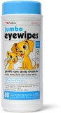 Petkin JUMBO EYE WIPES 80 Cologne (80 ml...
