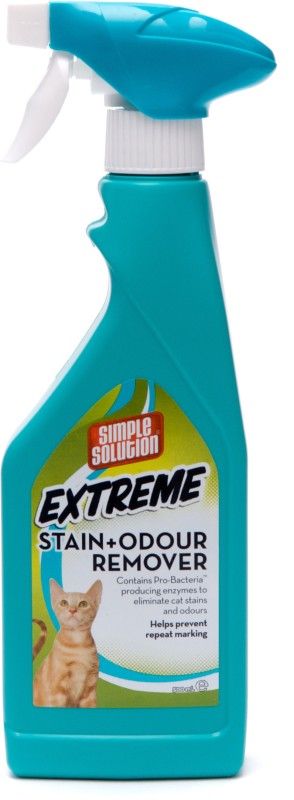 Bramton Simple Solution Cat Stain & Odor Remover Fresh Cologne(500 ml)