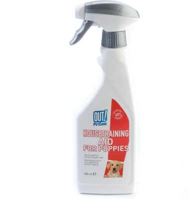 Bramton HOUSETRAINING AID FOR PUPPIES Musk Cologne(500 ml)