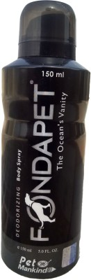 Mankind The Ocean's Vanity Deodorizer(150 ml, Pack of 1)