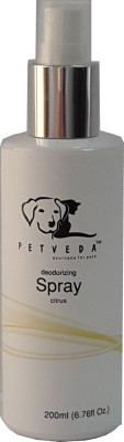 Petveda Citrus Deodorizer(200 ml, Pack of 1)