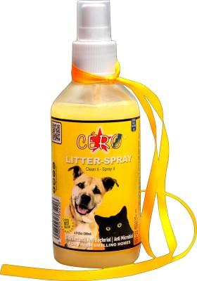Cero Lemongrass Deodorizer(200 ml, Pack of 1)