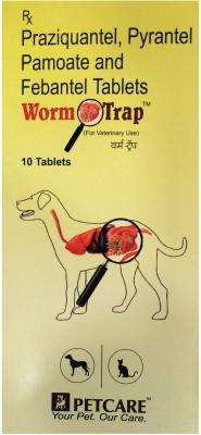 Petcare WormTrap Pet Dewormer