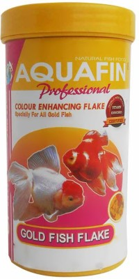 Aquafin gold flakes NA Fish Food