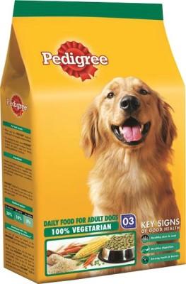 Pedigree Adult Milk, Rice, Vegetable Dog Food