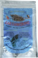 SMC Earthworms NA Fish Food(100 g Pack of 1)
