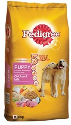 Pedigree Puppy Chicken & Milk Chicken Dog Food