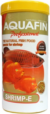 Aquafin Professional Shrimp-E - 130g NA Fish Food