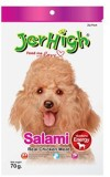 JerHigh 3 Pack of Salami 70gm Chicken Do...