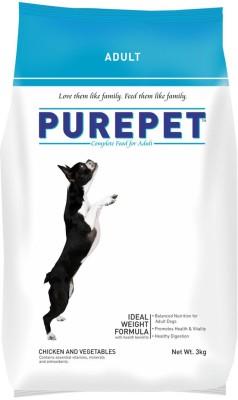 Purepet Adult Biscuits Chicken Dog Food