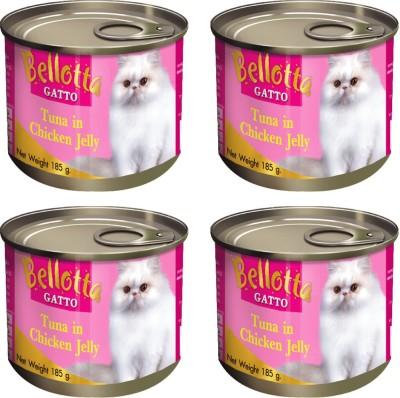 Bellota Jelly Chicken Cat Food