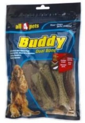 All4pets Treat Dual Bone Dog Food