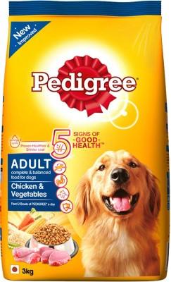 Pedigree Adult Chicken, Vegetable Dog Food