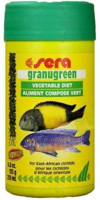Sera Granugreen Fish Food