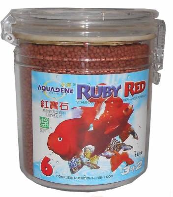 AQUADENE Ruby Red 1 Liter NA Fish Food