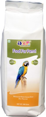 JiMMy For Parrot NA Bird Food(900 g Pack of 1)