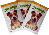 JerHigh Treats Liver Dog Food (210 g Pac...