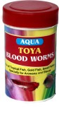 Toya Worms NA Fish Food (10 g Pack of 1)