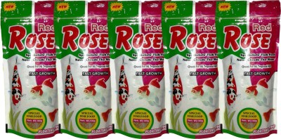 Taiyo Red Rose 5x100 Pouches Fish Fish Food