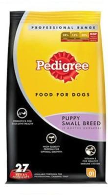 Pedigree Small Breed Chicken Dog Food