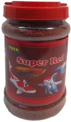 Pets Planet Aquarium Toya Super Red Complete Nutritional Fish Food