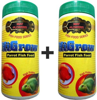 Highgrow Flower parrot feed 100g x 2 pack NA Fish Food